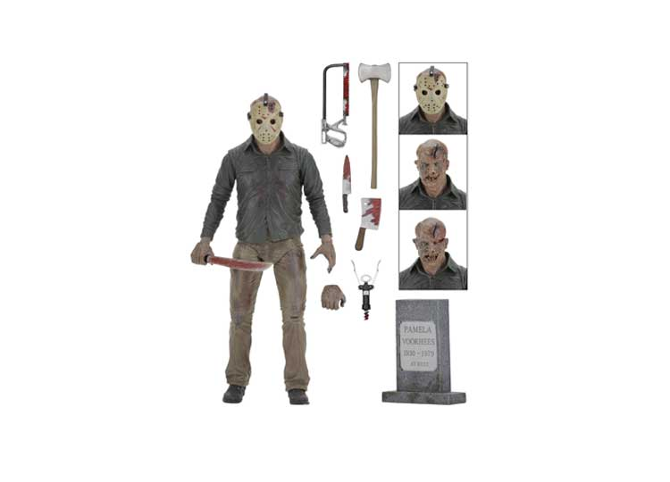 "Jason Voorhees 7"" Ultimate – Friday The 13th Part 4"