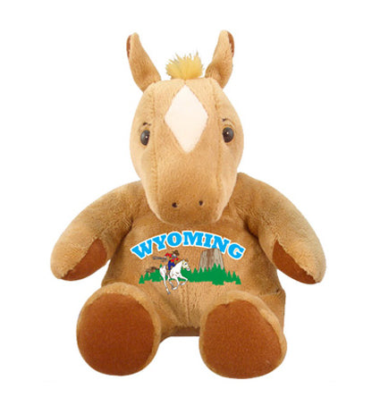 Wyoming Horse Brown - Jps Bears