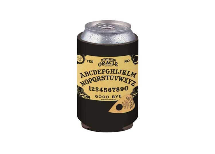 Ouija Board Can Cooler