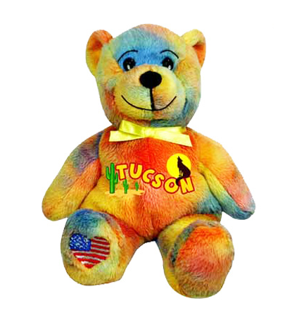 Tucson City Bear Multicolor - Jps Bears