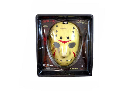 Friday the 13th – Prop Replica – Jason Voorhees Mask - Part III - Jps Bears