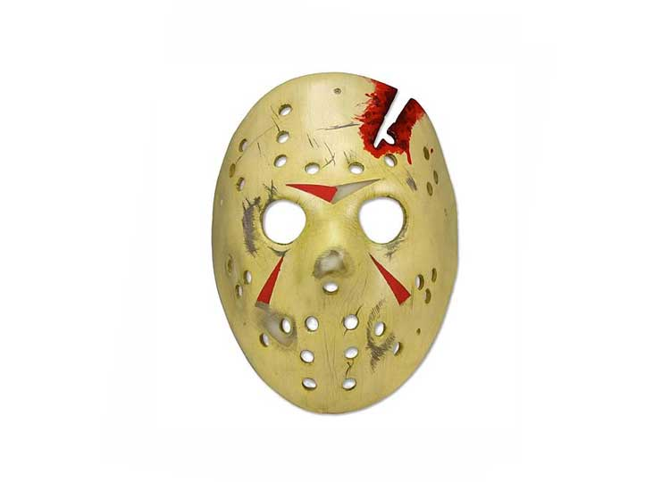 "Friday the 13th – Prop Replica – Jason Voorhees ""Part 4"" Mask"