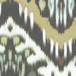 Indigenous Ikat (Soft Greens)