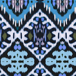 Indo Ikat (Day Blue)