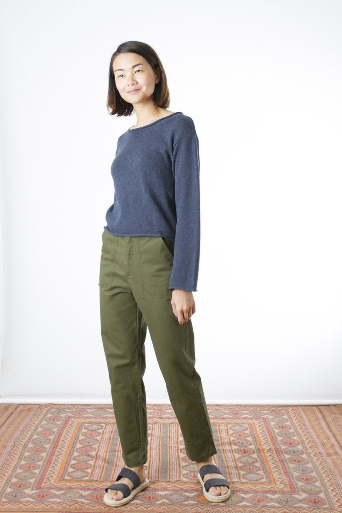 FATIGUE KHAKI PANTS
