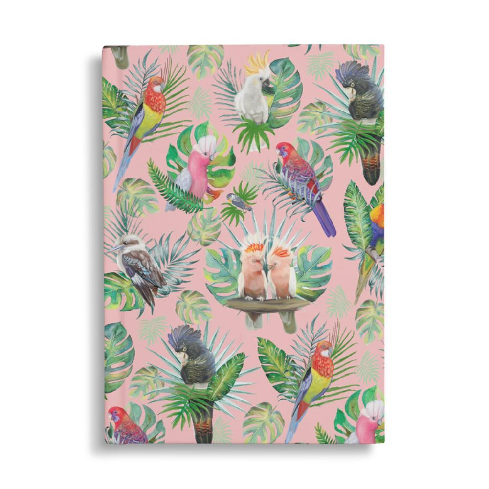 HARDBOOK | TROPICAL BIRDS