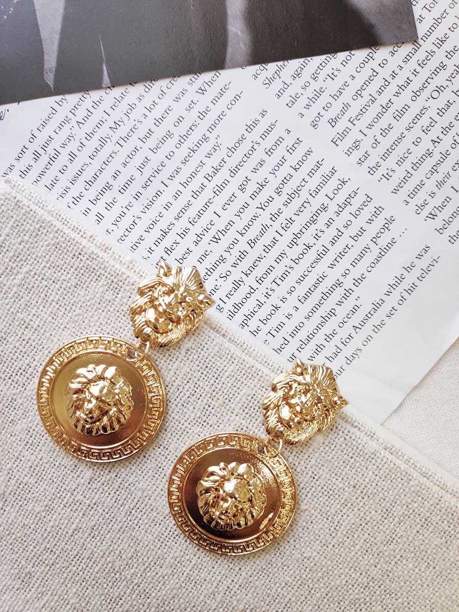 LIONHEART EARRINGS
