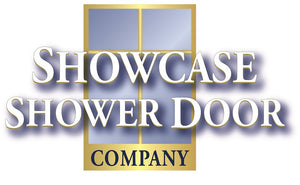 Showcase Shower Door Company logo