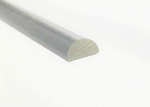 Self-adhesive Clear Acrylic Shower Threshold