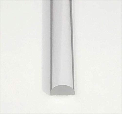 Self-adhesive Clear Acrylic Shower Threshold for Frameless Shower Doors