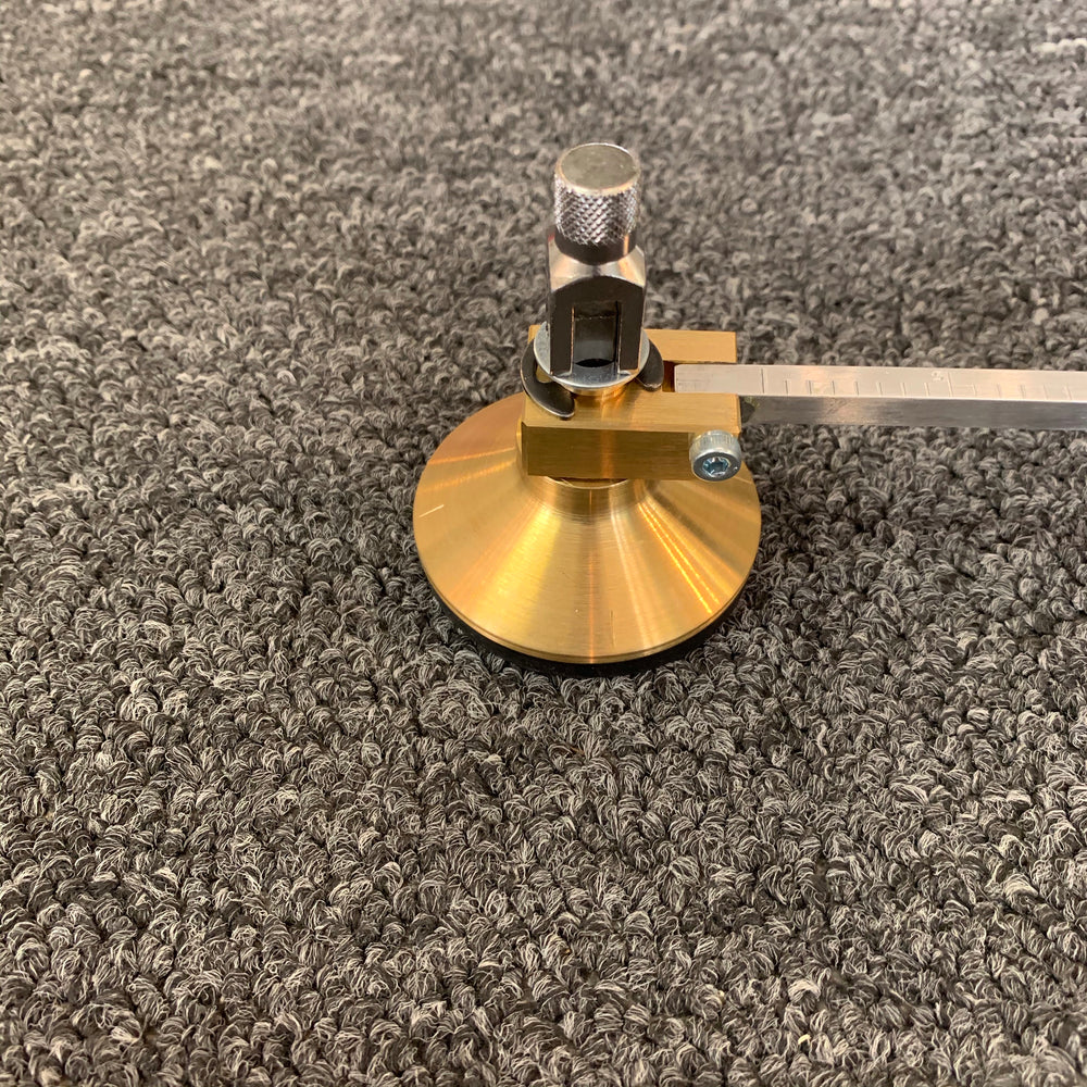 "TOYO TC6025 25"" Brass Self-Oiling Circle Cutter"