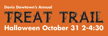 Fun Activity Alert: Davis Downtown Halloween Treat Trail and Dia de los Muertos Celebration