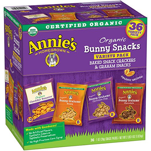 Annie's Bunnies Snacks