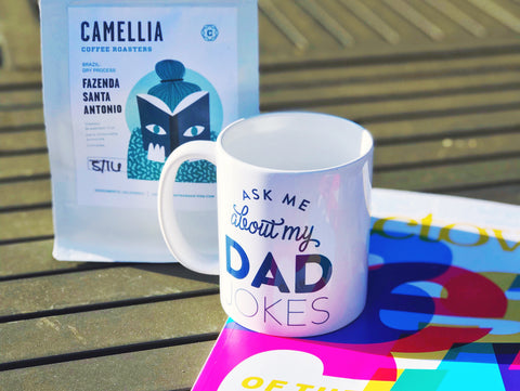 Brittany Garner Designs Mug and Camellia Coffee