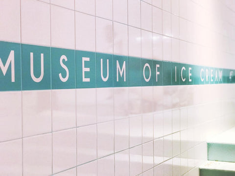 San Francisco's pop-up interactive experience, the Museum of Ice Cream