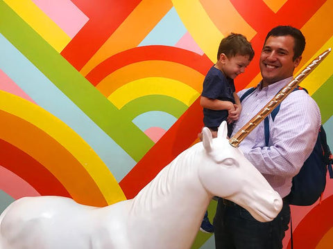 Museum of Ice Cream, Unicorn and Rainbows