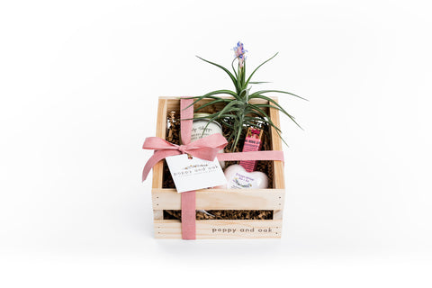 Poppy and Oak Mini Box, Bestie Box