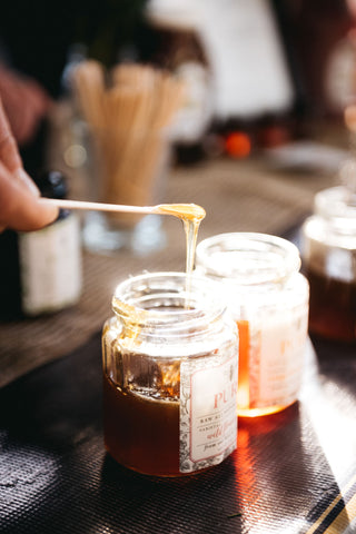 Pure Honey and other honey vendors will be at the California Honey Festival in Woodland on May 5, 2018