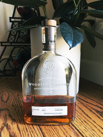 Woodford Reserve Bourbon Custom Label