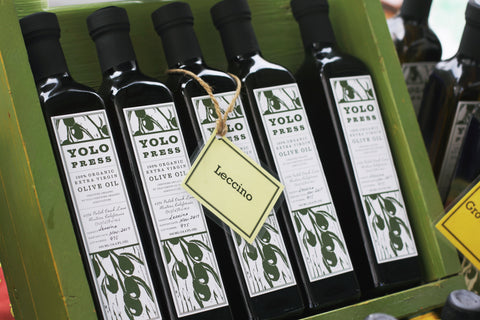 Yolo Press Olive Oil Davis Farmers Market Winters Northern California
