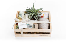 Housewarming gift box for new homeowners, realtor closing gift