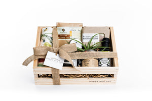 Farmers market gift box, Northern California, Yolo County