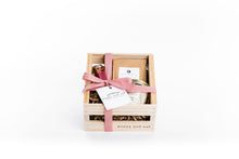 Spa retreat relaxing celebratory gift box