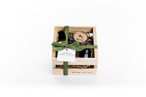 Taste of Yolo County foodie farm-to-fork gift box