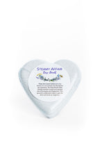 Rest and Relax lavender shower steamer from The Good Rub