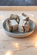 S'mores marshmallows, chocolate covered marshmallow