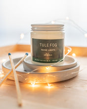 Tule Fog, Tahoe Lights balsam and fir candle, winter scent