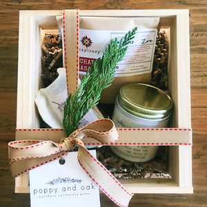 Winter Warm-up Mini Box Seasonal Gift Cold Weather