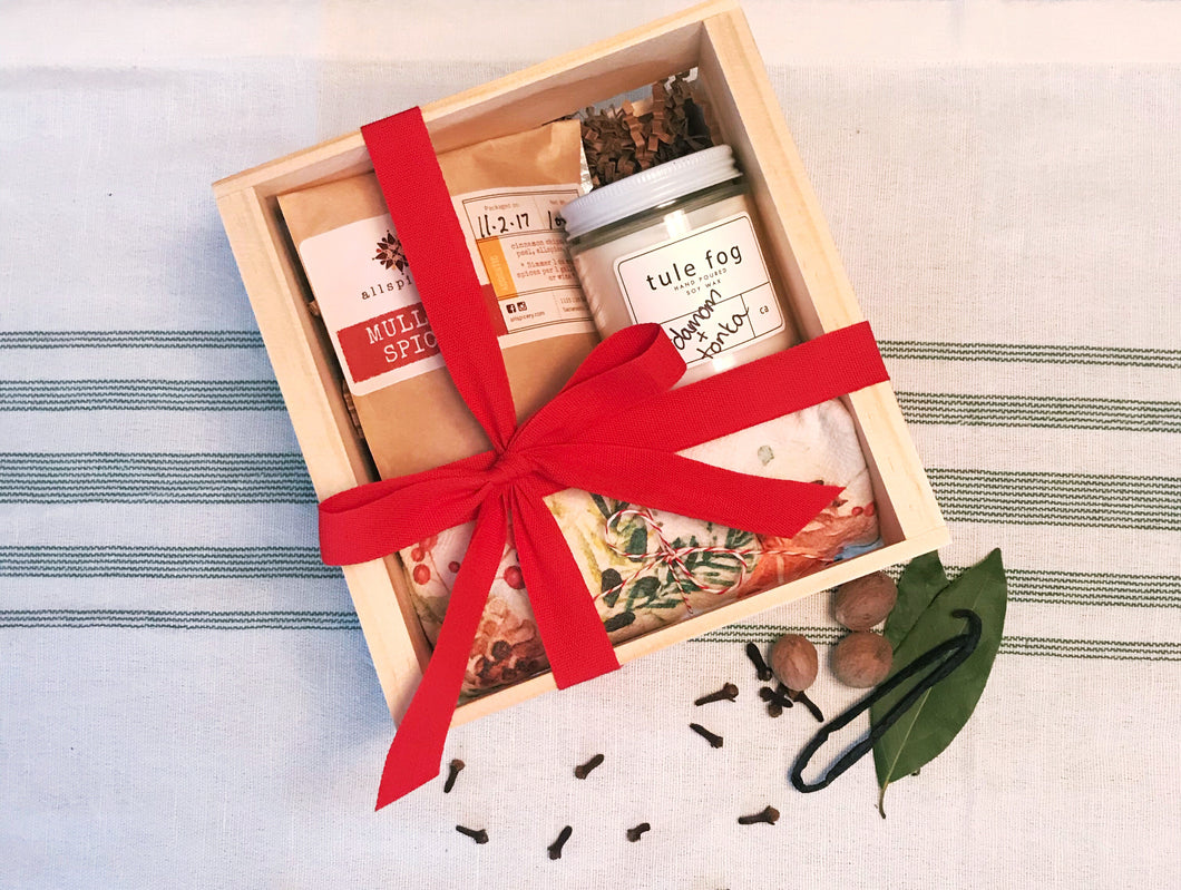 Holiday Spice Mini Box