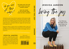 BRING THE JOY || BOOK