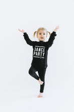 DANCE PARTY || KIDS CREW BLACK