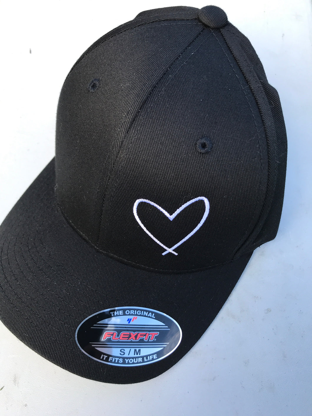 HEART || HAT FLEX FIT