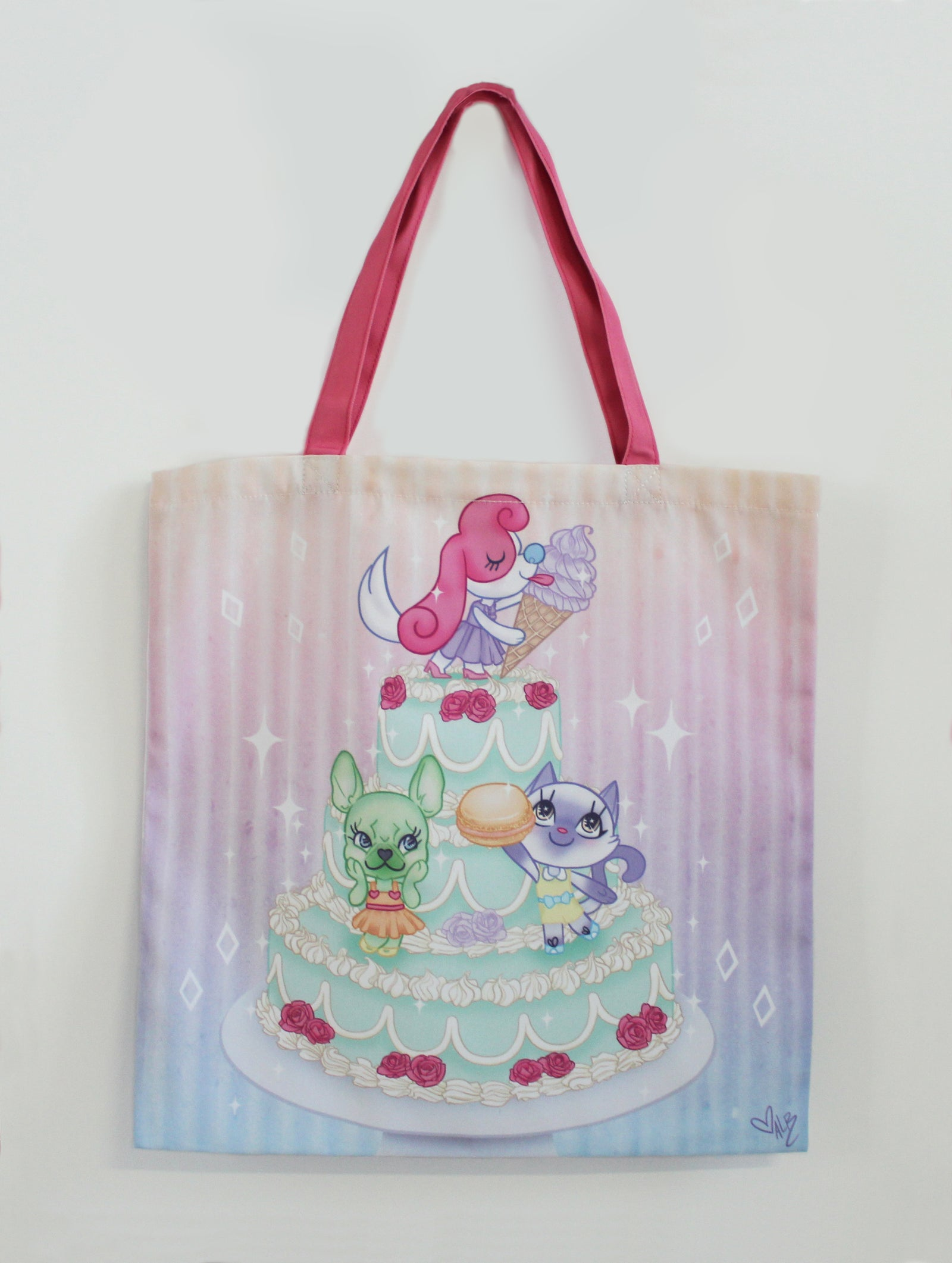 Crumpet and Friends Tote