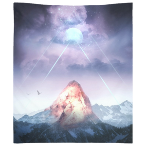 Amethyst Peak North [Tapestry]