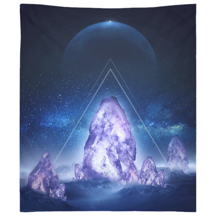 Amethyst Peak South [Tapestry]
