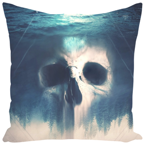 The Deep [Throw Pillow]
