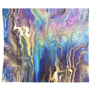 Rainbow Puddle [Tapestry]