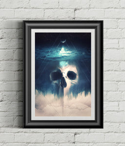 The Deep [Art Print]