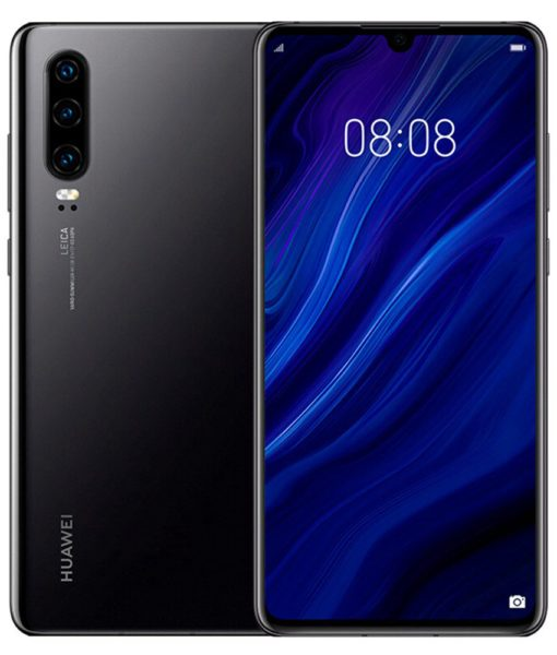 Huawei P30 128GB - Black - Balysson Direct