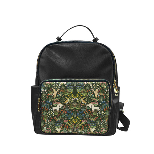 Unicorn Pattern Campus backpack/Small