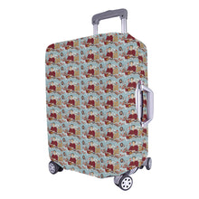 "Katherine Parr Luggage Cover (Large) 26""-28"""