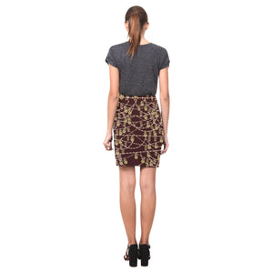 Anne Boleyn Nemesis Skirt (Model D02)