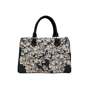 Elizabeth I Portraits Boston Handbag