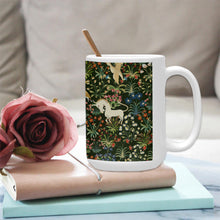 Unicorn Custom Ceramic Mug (15OZ)