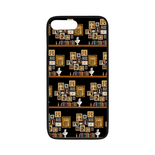 "Six Wives book portraits iPhone 7 5.5 iPhone 7 plus (5.5"") Case"