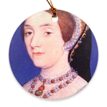 Katherine Howard Porcelain Ornaments